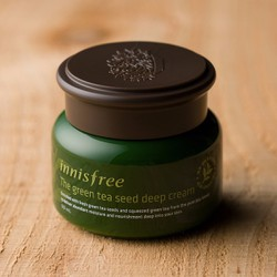 Kem dưỡng The Green Tea Seed Deep Cream