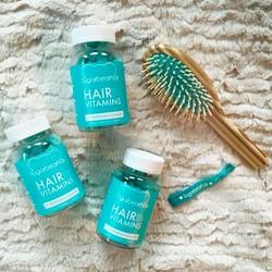 Viên kẹo ngậm dưỡng tóc Sugarbear của MỸ