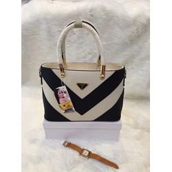 Túi xách Prada F1QC thời trang, nổi bật