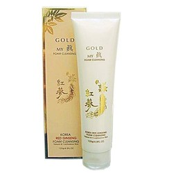 Sữa Rửa Mặt Sâm Vàng Hàn quốc My Gold Korean Red Ginseng Foam Cleaning