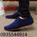 Giày mọi nam cao cấp lịch lãm C52