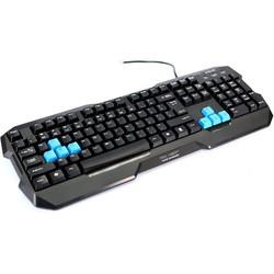 Bàn phím E-Blue K075 kết nối cổng USB dùng cho phòng game net