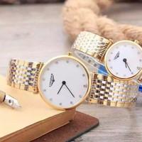 Đồng hồ Longins siêu mỏng, kính Sapphire, giá 1 cái