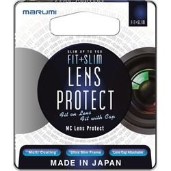 Filter Marumi fit and slim 58mm