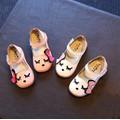 Giày búp bê mèo đế chống trượt cho bé gái GBG04