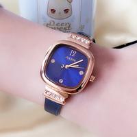 Đồng hồ nữ HQJ xanh