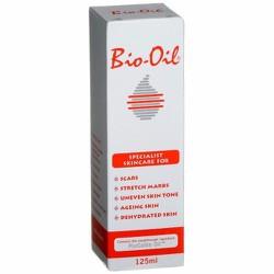 Tinh dầu Bio Oil 125ml Úc Làm Mờ Sẹo, Thâm Nám, Vết Rạn Da