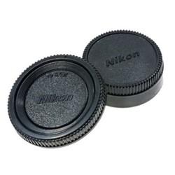Nắp sau len và nắp body Canon, Nikon
