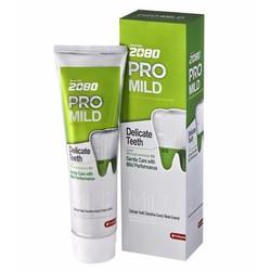Kem đánh răng chống ê buốt 2080 Pro Mild Sensitive