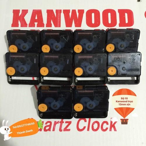 bo 10 may truc dai 13mm kanwood