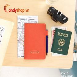Bao đựng hộ chiếu - passport cover PP5 candyshop88.vn