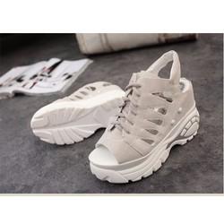 Giày Sandal nữ nâng để cá tính S037X