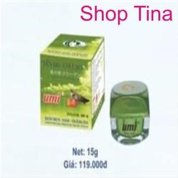 Kem Mụn Nám Trắng Da Yến đỏ Collagen UMI - 15g