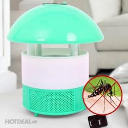 Đèn ngủ bắt muỗi hình cây nấm