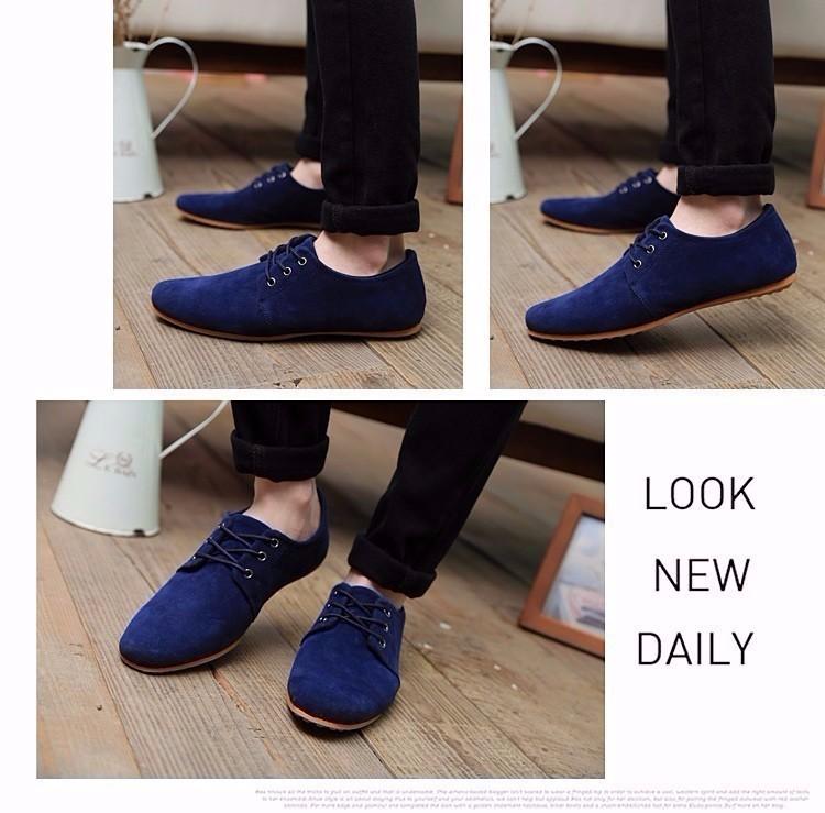 Giày lười nam công sở Hàn Quốc - GN98 2