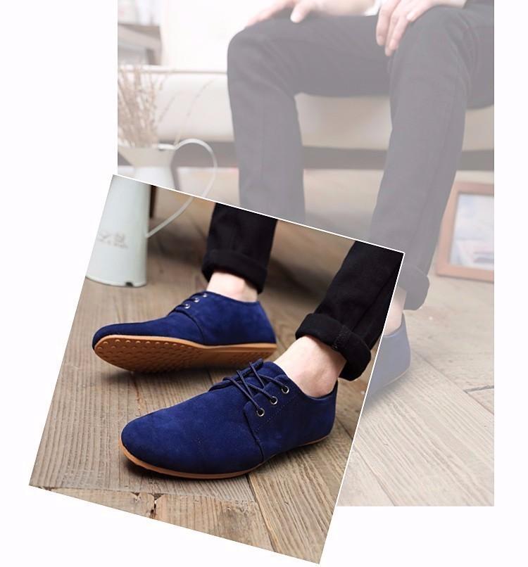 Giày lười nam công sở Hàn Quốc - GN98 6