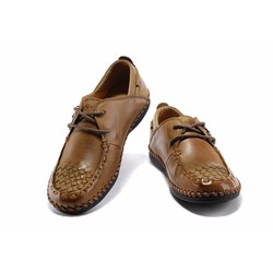 Giày Da Ecco Kiểu Dáng Trẻ Trung Phong Cách Dành Cho Nam Giới