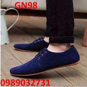 Giày lười nam công sở Hàn Quốc - GN98