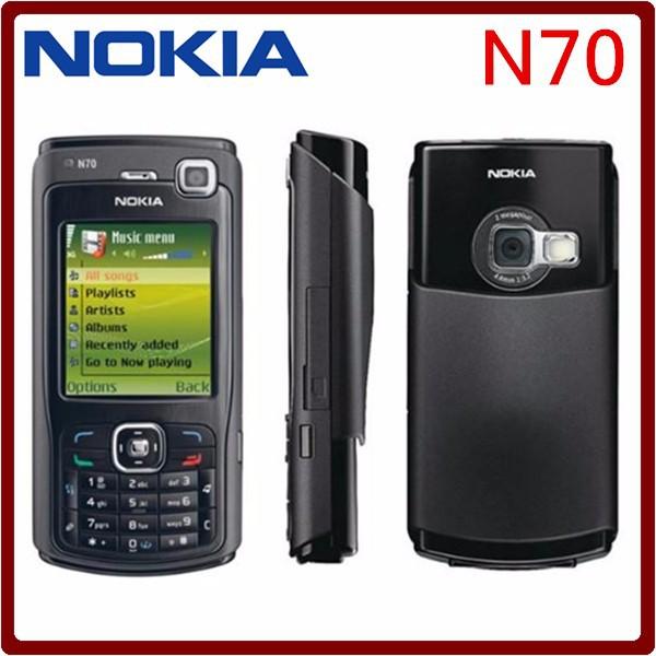 NOKIA N70 1