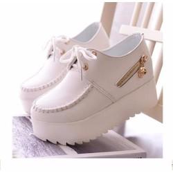 Giày bánh mì đế độn cá tính BM019T