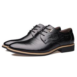 Giày da nam cao cấp, da thật, mẫu mới cực hot 2016 ZS043