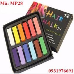 Phấn nhuộm tóc 12 màu - MP28