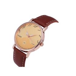 Đồng hồ nam dây da tổng hợp MiGeer
