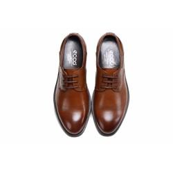 Giày da công sở ecco chất liệu da bóng