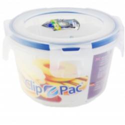 Hộp thực phẩm Tròn Kín Nước Clip Pac  162 400ml