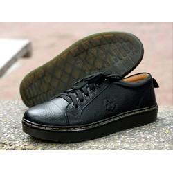 Giày da thật hàng VNXK trẻ trung, năng động