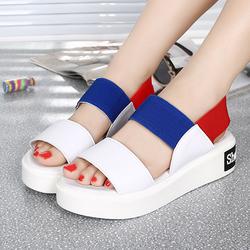 Giày Sandanl Cá Tính Colour Siêu Xinh - SD330X
