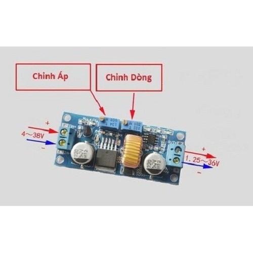 Mạch giảm áp DC Xl4015 5A - 4042993 , 3780601 , 15_3780601 , 110000 , Mach-giam-ap-DC-Xl4015-5A-15_3780601 , sendo.vn , Mạch giảm áp DC Xl4015 5A