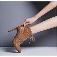 Giày bốt nữ thời trang cao cấp 2016 - G6277
