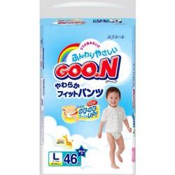 Bỉm quần Goon Nhật bé trai L46