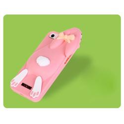Ốp lưng dẻo thú nổi thỏ Moschio cho Iphone - Giá Cực Sốc