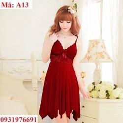 Váy ngủ sexy Hàn Quốc - A13