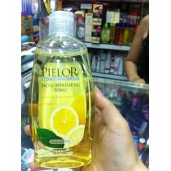 Nước Hoa Hồng Pielor Natural Skin Care Facial Refreshing Tonic-Chanh