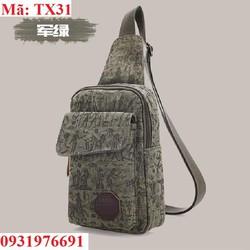Túi xách đeo chéo nam - TX31