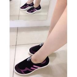 Giày sliop-on nữ năng động, trẻ trung, cá tính