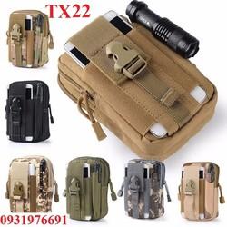 Túi đeo lưng thời trang phong cách quân đội - TX22