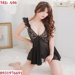 Váy ngủ sexy Hàn Quốc - A6