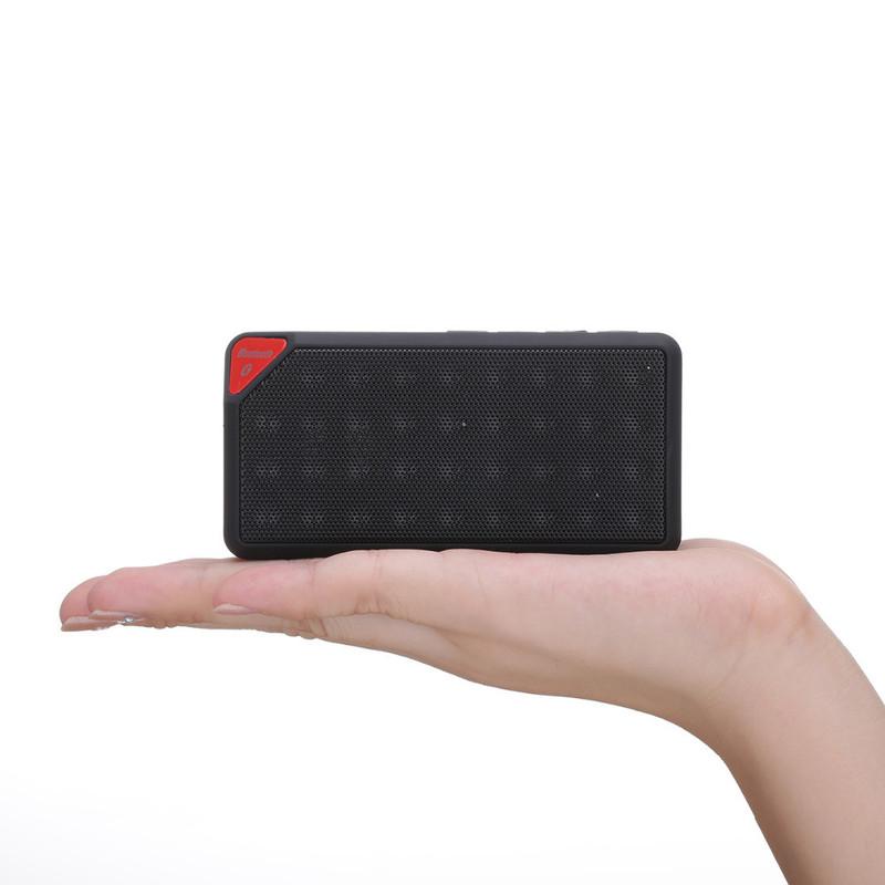 Loa Bluetooth X3 dùng cho điện thoại, máy tính 12