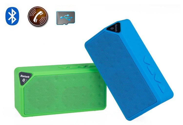 Loa Bluetooth X3 dùng cho điện thoại, máy tính 5