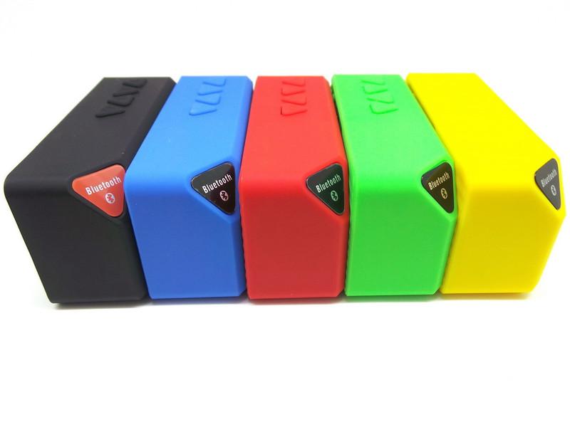 Loa Bluetooth X3 dùng cho điện thoại, máy tính 6