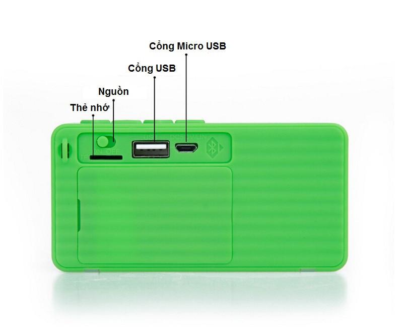 Loa Bluetooth X3 dùng cho điện thoại, máy tính 9