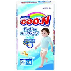 Bỉm Goon Nhật bé trai size XL38