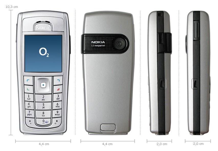 Nokia 6230i Chính Hãng 2