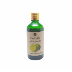 Tinh dầu vỏ chanh Ngọc Tuyết 100 thiên nhiên