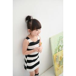 Đầm sọc thời trang xinh xắn TH08386