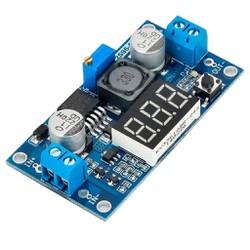 Mạch giảm áp LM2596 có LED hiển thị